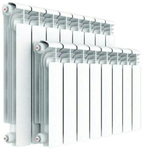 Алюминиевые радиаторы Valfex Alu 500 и 350 отоплен