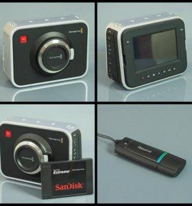 BlackMagic Cinema Camera 2.5K MFT (BMCC 2.5K)