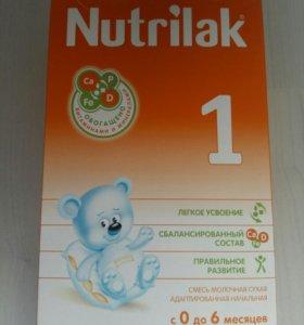 """Смесь молочная """"Nutrilak"""""""