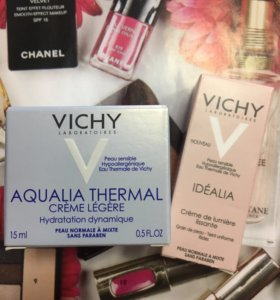 Vichy Aqualia Thermal + Vichy Idealia