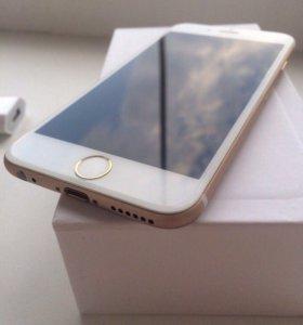 Айфон 6 на 64 золотой оригинал