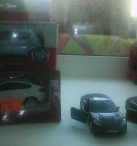Машинки новые