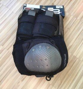 Защита Fila skates на 2ух персон (идеальное сост)