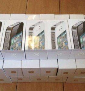 🍎новые Iphone 4S 16Gb с гарантией🍏