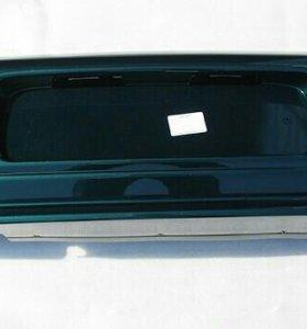 Продам задний бампер ВАЗ 2110 б/у.