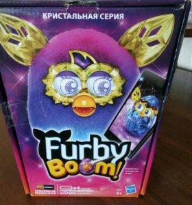 Интерактивная игрушка Furby boom кристал серия