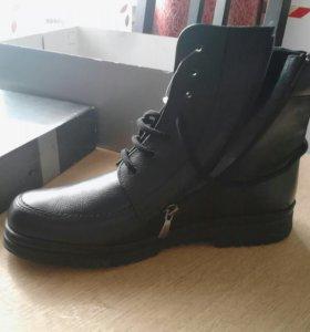 Ботинки зимние 41-42 размер