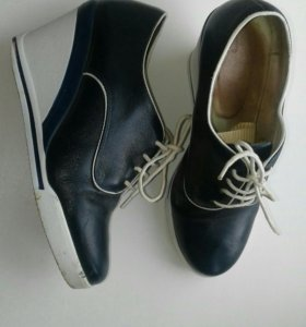 Ботинки натур.37р-р