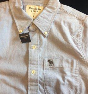 Рубашка , мужская новая Abercrombie