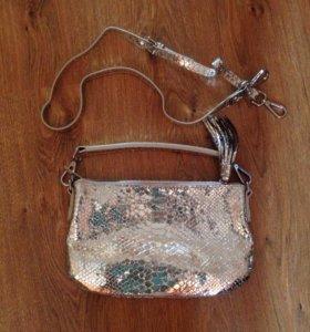 Элегантная сумка-клатч