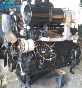 Двигатель на погрузчик TD226