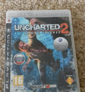 Uncharted 2 playstation 3.