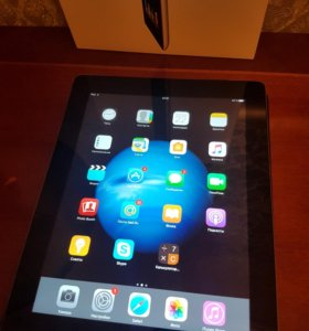 Apple IPad 4 32 gb fi-wi + cellular