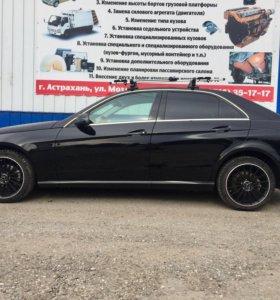 Mercedes e 2.0 at