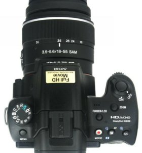 Продам зеркальный фотоаппарат Sony a37