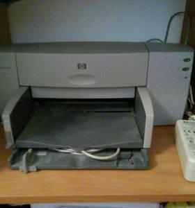 Принтер цветной, со скидкой