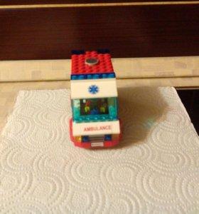 Лего Скорая помощь