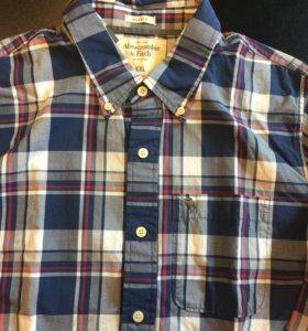 Рубашка новая Abercrombie