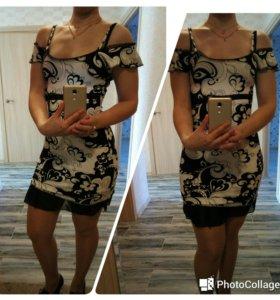 Новое летнее платье с биркой