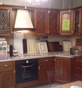 """Мебель для. Кухни из массива дуба новая! """"Элит"""""""