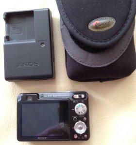 Цифровой фотоаппарат SONY DSC-W120