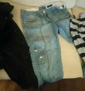 Джинсы,джинсовый костюм,кофточки