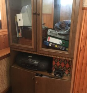 Шкаф для сервиза