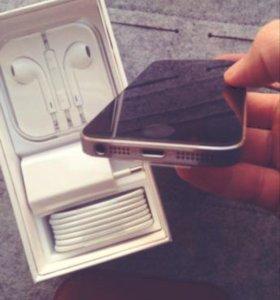 iPhone 5s 16gb Новый.