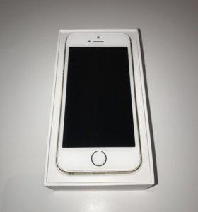 iPhone 5S 32GB (золотой)