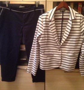 Костюм пиджак+брюки