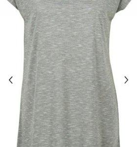 Новая удлиненная футболка Rainbow Бон При 56-58