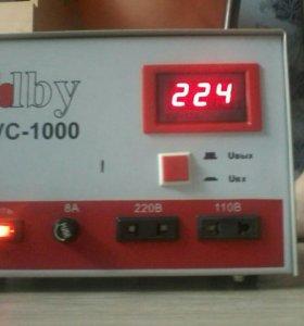 Стабилизатор напряжения Solby SVC-1000