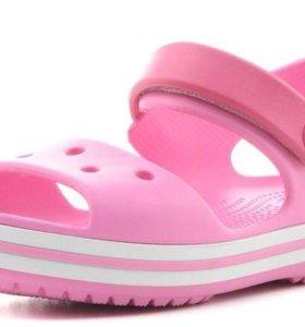 Сандалии crocs c11