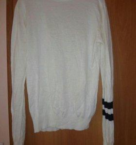 Мужские бриджи и свитер
