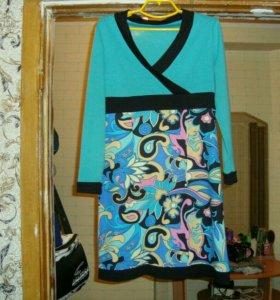 Новое платье на девушку