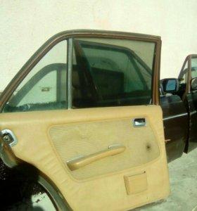 Двери на Mercedes