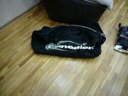 Баул, сумка Хоккеная, переносная.