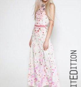 Новое красивое платье Concept в пол с ремешком