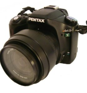 Pentax ist ds kit 18-55 da