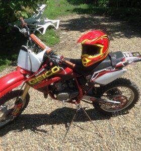 Honda CR85R cr 85 150 кроссовый мотоцикл 30 лс