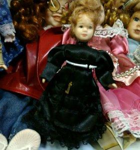 Куколки малышки