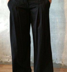 брюки черные х/б