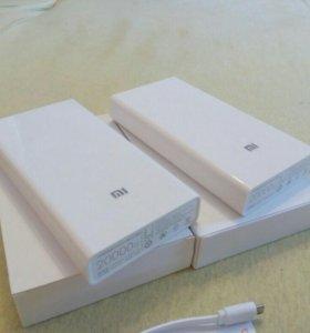 Супер Мощные Power bank Xiaomi 20.000mAh + подарок