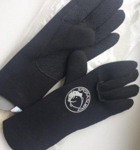 Подводные перчатки sporasub glove