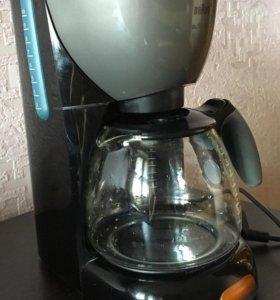 Кофеварка Braun 3104