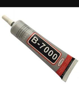 Клей b-7000 для ремонта телефонов