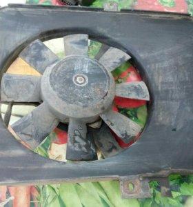 Вентилятор системы охлаждения генератора