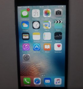 iPhone 6s 16Гб Space Gray