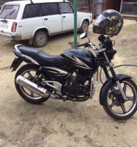 Продам мотоцикл 200 куб