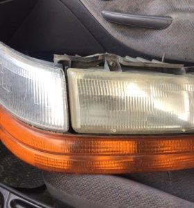 Chrysler Voyager 91-95 передняя правая фара